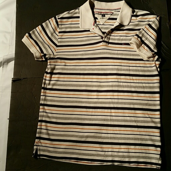 Tommy Hilfiger Other - Tommy Hilfiger Striped Shirt. XL